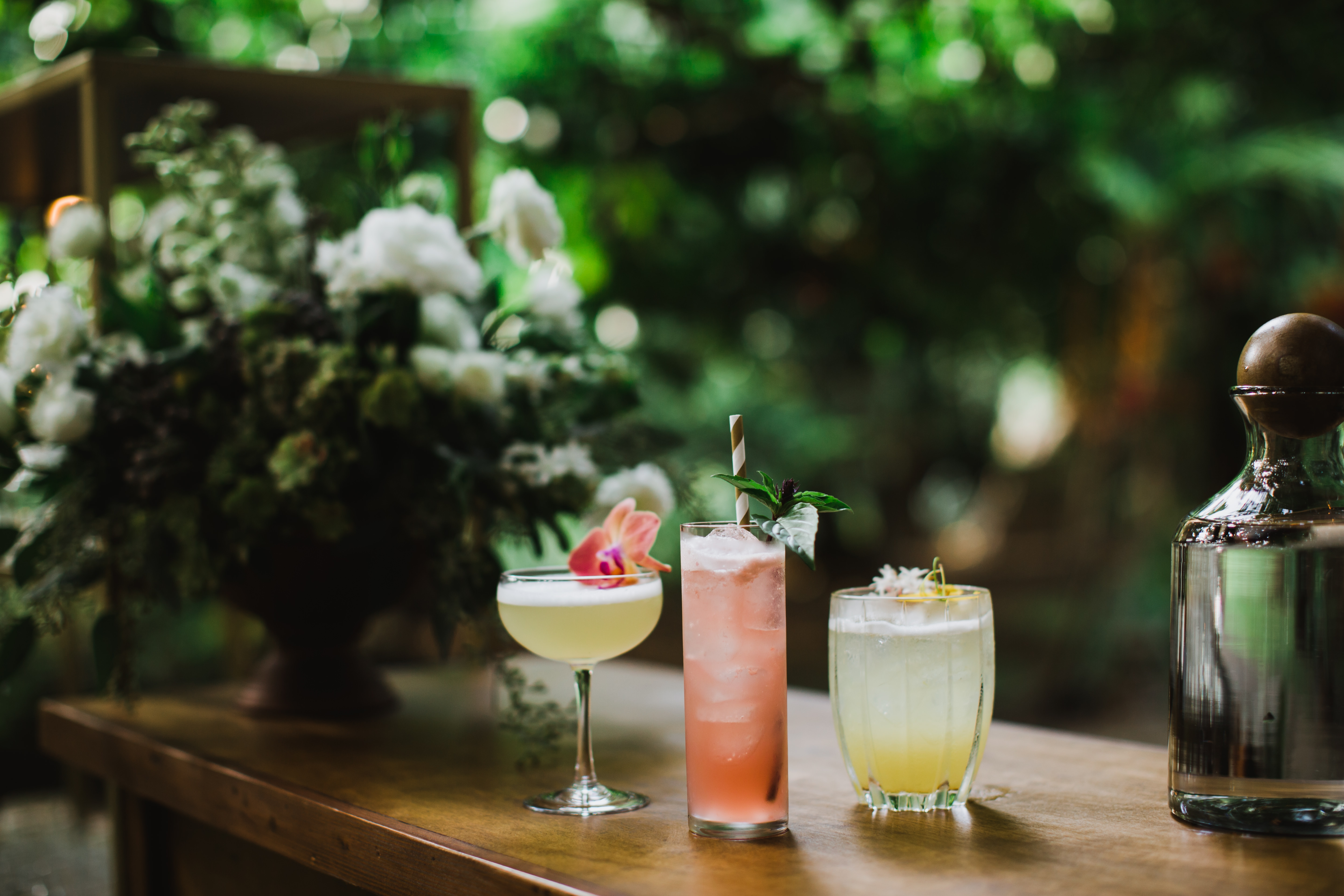 Celebrity Chef Ryan Rondeno Gives Top Tips for Stepping Up the Classic Mocktail or Cocktail